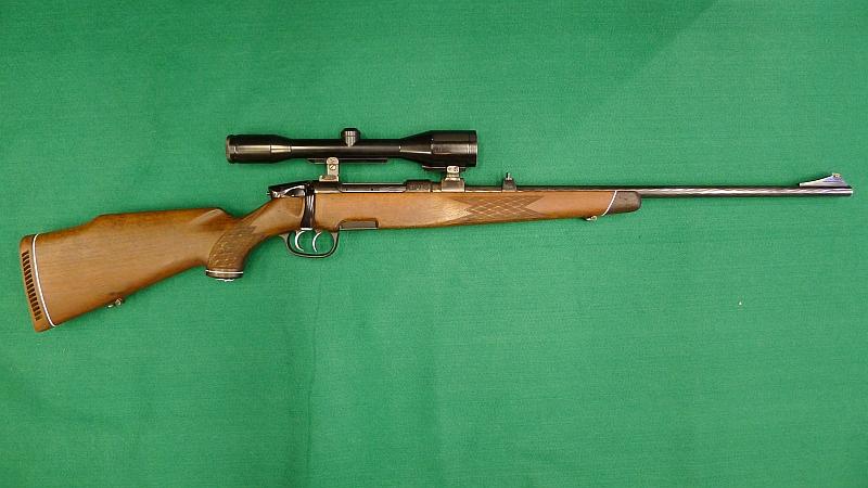 Zielfernrohre gebrauchtwaffen